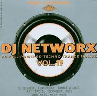 DJ Networx 17 (2003) DJ Dean, DJ Digress, Klubbingman, Kai Tracid, Weic.. [2 CD]