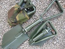KLAPPSPATEN Outdoor Militär Armee  Bundeswehr BW Spaten Schaufel Hacke Schüppe