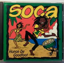 Soca, Hopon De Goodfoot, Produced By Einstein Brown, ein music 1994