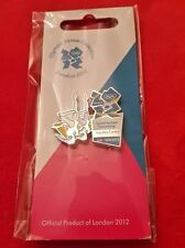 Olympics London 2012 Venue Sports Logo Pose Pin - Synchronised Swimming
