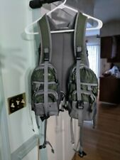 Orvis Pro Fishing Vest And Backpack