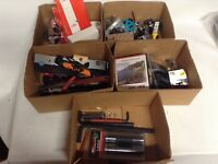 Misc. Bicycle Bike Parts, Accesories, Repair Tools, New and Used
