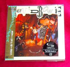 David Bowie Never Let Me Down SHM MINI LP CD JAPAN TOCP-95056