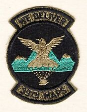 USAF Air Force Patch:  39th Mobile Aerial Port Squadron - subdued