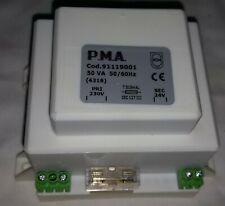 P.M.A 82170A Transformer 91119001 230/24V 50VA