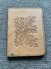 Leather Handmade Business Portfolio Organizer