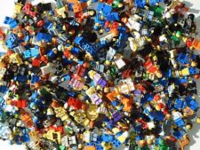 Massive Lot lbs Genuine Lego Minifigures Accessories Weapons & Parts MUST SEE