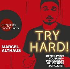 Marcel Althaus-Try Hard! Generation YouTube 2 CD NEW