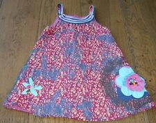 CATIMINI FRENCH DESIGNER GIRLS SUMMER DRESS SZ 4