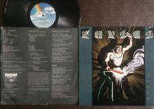 "KANSAS""POWER"".1986 USA MCA+LYRICS INNER+MORE BUY IT NOW ROCK LPs FROM ME ON EBAY"