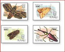 TUV9102 Insects 4 stamps
