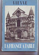 La France A Table N° 98 - Vienne