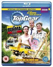 Top Gear - The Burma Special [Blu-ray] NEU Jeremy Clarkson, Hammon Motorsport