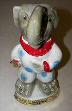 Jim Beam Elephant Republican 1968 Regal China Collector Decanter
