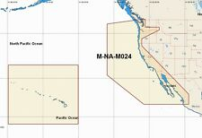 C-Carte W47 Max M-NA-M024 large zone graphique USA West Coast & Hawaii C-Carte