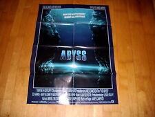 Kinoplakat: Abyss   MICHAEL BIEHN