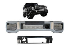 MERCEDES G CLASS W463 AMG G63 FRONT BUMPER PDC Distronic W463 Front Spoiler