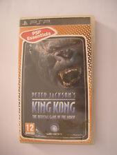 jeu PSP peter jackson's king kong