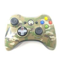Official Xbox 360 Controller Halo 4 Camo Camouflage Halo Wireless