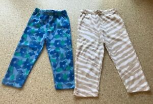 Baby Leggings Ex Store 0-6 12-18 Months Blue Flowers Or Stripe Animal Print NEW
