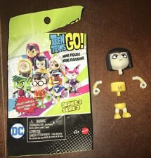 Teen Titans Go! Series 3 Raven Legasus Blind Bag Mini Figure New Unassembled