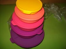 Tupperware XXL Set Aloha pink, lila, rot, gelb Neu&OVP Rarität