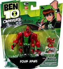 Ben 10 Omniverse 4-Inch Four Arms Action Figure