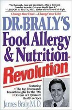 Dr. Braly's Food Allergy and Nutrition Revolution Braly, James Paperback
