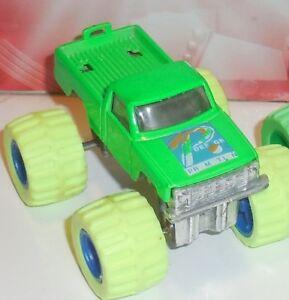 Road Champs Vert Promotion Design Monster Truck Vintage 1987