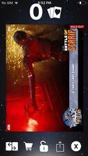 Topps Star Wars Digital Card Trader Purple Battle Of Scarif K-2SO Insert Award