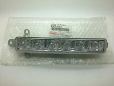 New Genuine Toyota Aygo Citroen Peugeot Clear LED Running Lights Bumper Day Time
