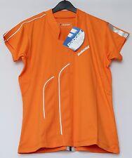 SALE: Babolat Club Damen Funktions-Polo Shirt orange, stark reduziert*