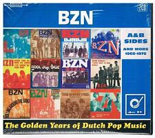 BZN- Golden Years of Dutch Pop Music,43 Titel 1968-1976,A&B-Sides/D'CD Neuware