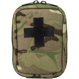British Army Mini Medical Pouch MTP Medic MOLLE Webbing - UK Made