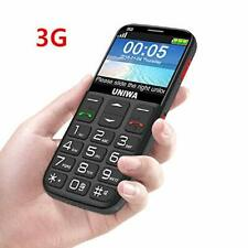 3g Big Button Mobile Phone for Elderly, Senior Mobile Phones Unlocked with Loud