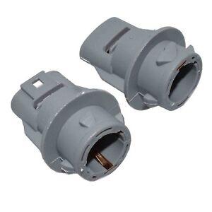 For Honda Accord Civic CR-V Odyssey Turn Signal Bulb Socket 33302-SR3-A01 2Pcs
