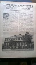 1925 11 Berlin Grunewald Westend / Ulm Münsterplatz Teil 3