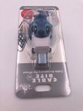 Disney Store Japan: iPhone Cable Bite Accessory: Adaptor Cover Stitch (A4)