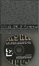 Mars Volta AT THE DRIVE IN Sunshine UNRELEASED & MIXES CD single Sparta 1999 USA