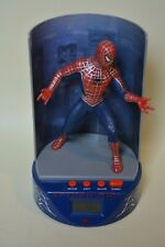 Spider-Man Alarm Clock Marvel 2002