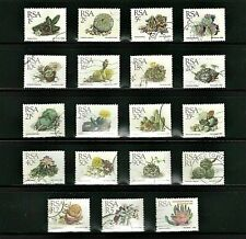 South Africa --  cacti -- complete set used from 1988-93