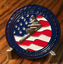 USAF 509th AMXS Top IV DRAGONS Challenge Coin