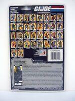 GI JOE SHOCKWAVE FILE CARD Vintage Figure FULL / UNCUT / AWESOME SHAPE 1988