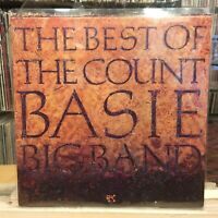 [JAZZ]~NM LP~COUNT BASIE~The Best Of The Count Basie Band~[1988~PABLO~Issue]