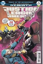 JUSTICE LEAGUE OF AMERICA (2017) #13 - DC Universe Rebirth - New Bagged