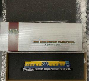"""N,Concor U50 diesel custom Ontario Northland """"What If """" DCC"""