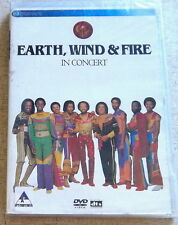 EARTH, WIND & FIRE In Concert EUROPE Cat# EVDVD002