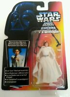 STAR WARS - Princess Leia Organa Power Of The Force Red Card Euro Kenner 1995