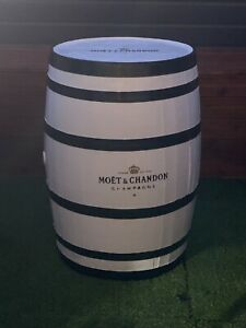Moët Barrel Full Size Barrel Table.