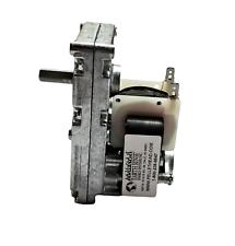 Inglaterra Stove Works Auger Motor Pellet estufa 25-PDV, 55SHP10, PU-047040 AMP-CCW1T